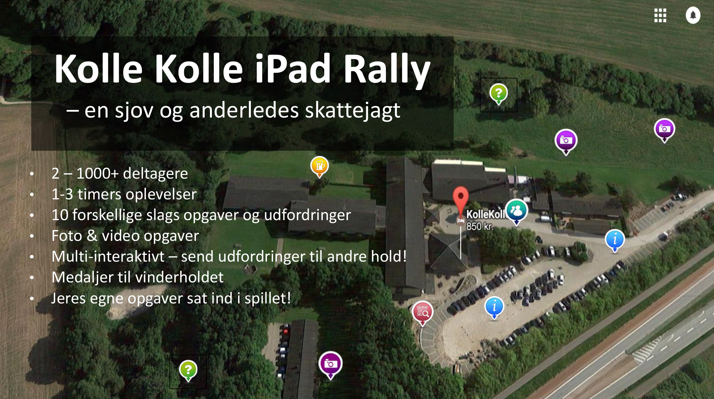 KolleKolle iPad Rally